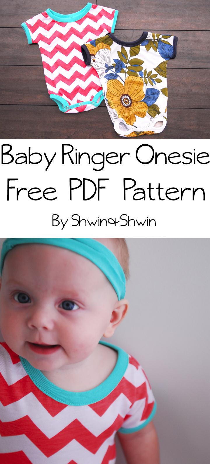 Baby Ringer Onesie