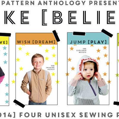 Make {Believe} || Pattern Anthology Collection