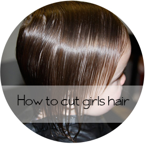 How to cut girls hair || Shwin&Shwin