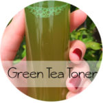 green tea toner || Shwin&Shwin