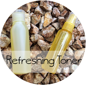DIY Refreshing Facial Toner