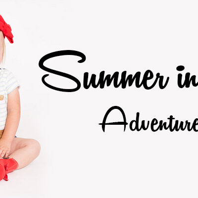 Summer in Paris || Adventure Tee