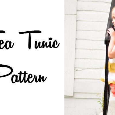 Sweet Tea Tunic || Free PDF Pattern