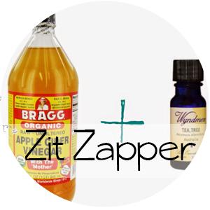 DIY Zit Zapper