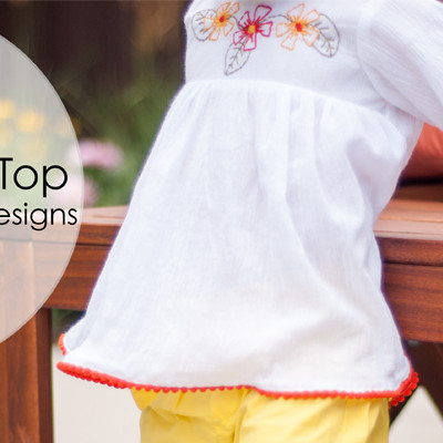 Glass Onion Top    Long Sleeves