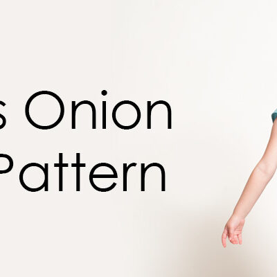 Glass Onion Top || New PDF Pattern