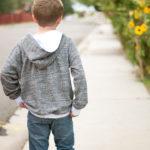 Boys Hooded Sweatshirt || Free PDF Pattern || Shwin&Shwin