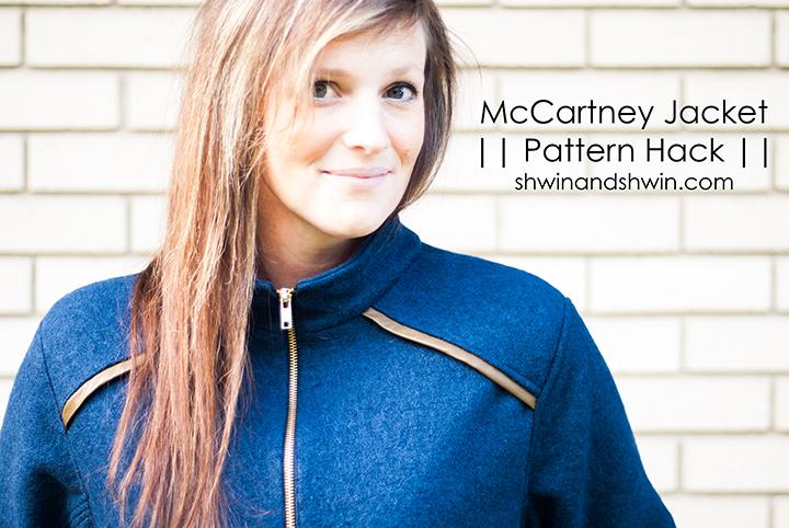 McCartney Jacket Pattern Hack