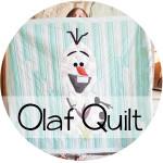Olaf Frozen Quilt Pattern || Free Pattern || Shwin&Shwin