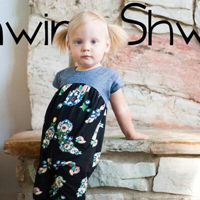 Penny Playsuit || Free PDF Pattern