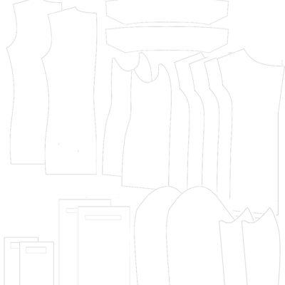 Boys Blazer Pattern || Day 1