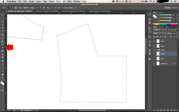 How to Make a PDF Pattern in Photoshop || Part II
