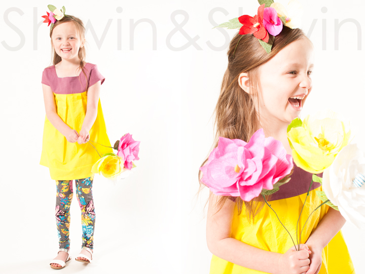 Garden Girl Collection || New PDF Sewing Patterns