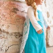 Elsa Inspired Doll Dress || Free PDF Pattern || Shwin&Shwin