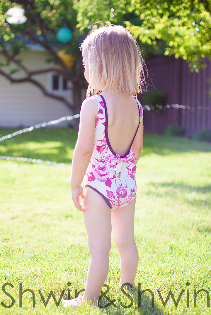 DIY Swimsuit || FREE Pattern