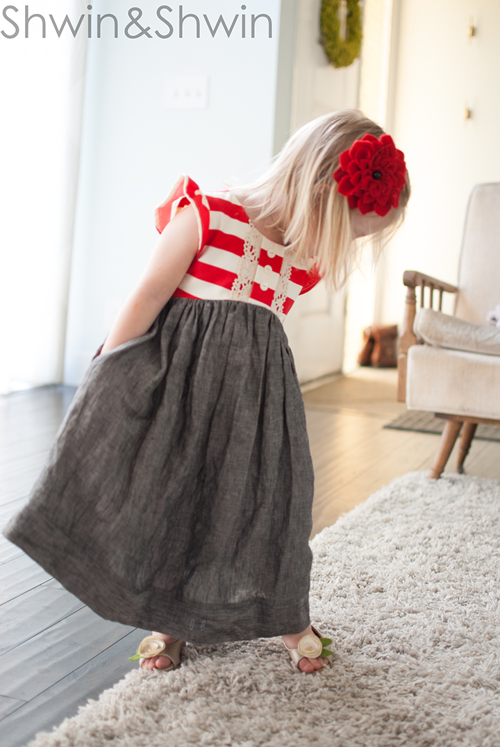 Sunshine Dress Pattern || It's Sew Shwin