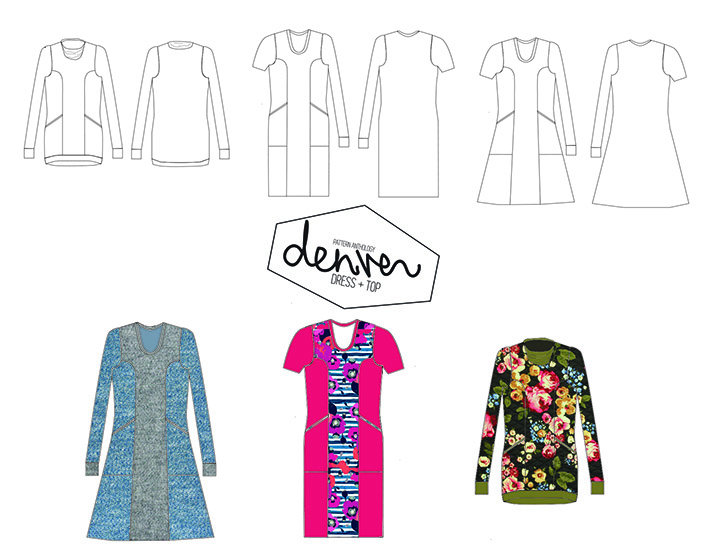 Unbiased Collection || Pattern Anthology || Women's Sewing Patterns