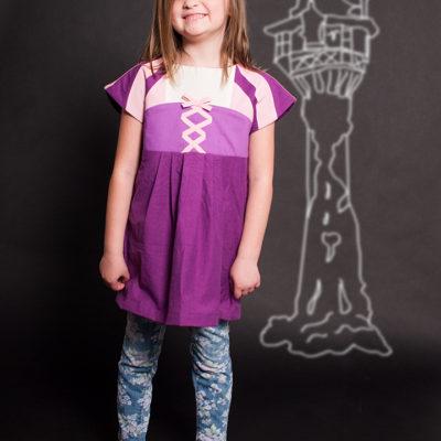 Rapunzel    Everyday Princess Tunic