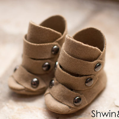Baby Riding Boots    Free Pattern