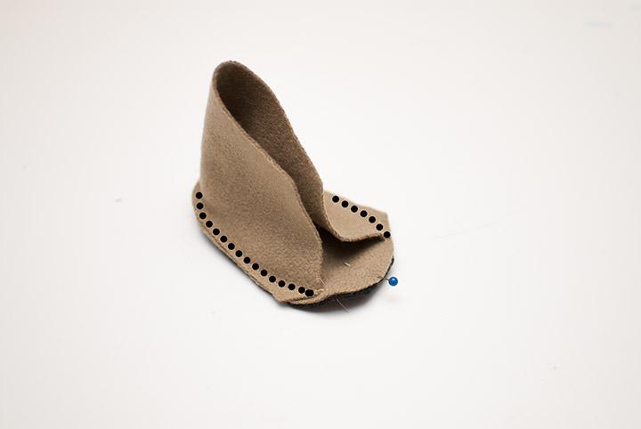 Wool riding boots for baby || FREE PDF Pattern || Shwin&Shwin