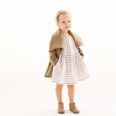 Nina Coat and Penny Lane Top&Dress Pattern
