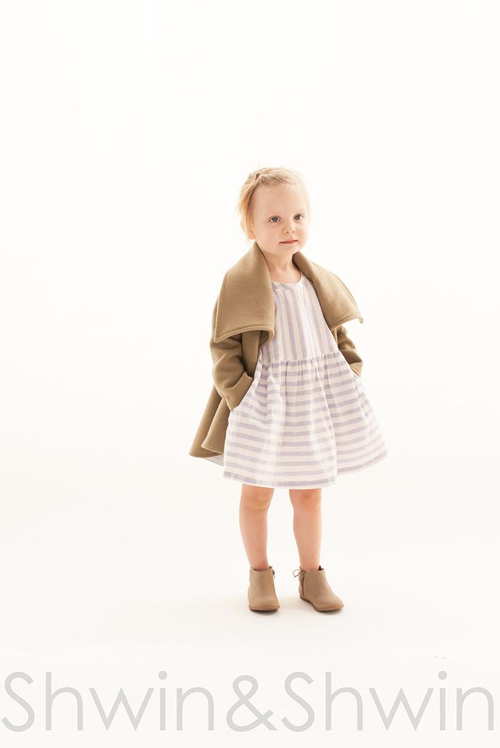 Nina Coat and Penny Lane Top&Dress Pattern
