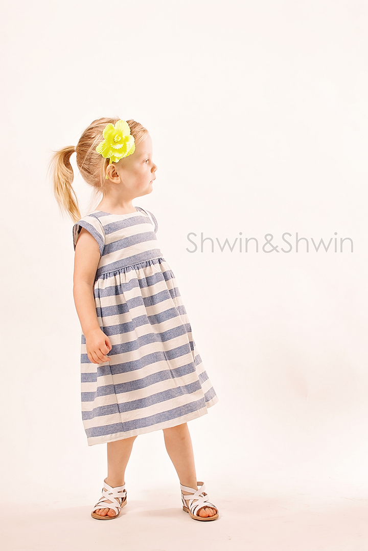London Dress Pattern || City Girl Collection || Shwin Designs