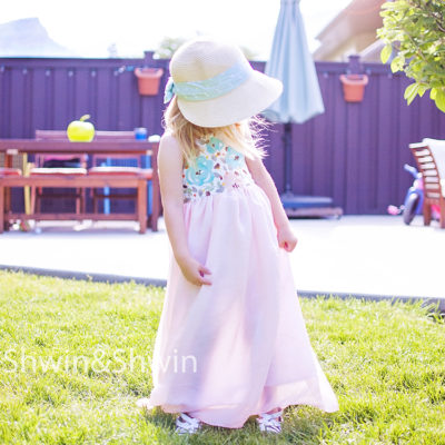The Rosedale Dress || 30 Days of Sundresses