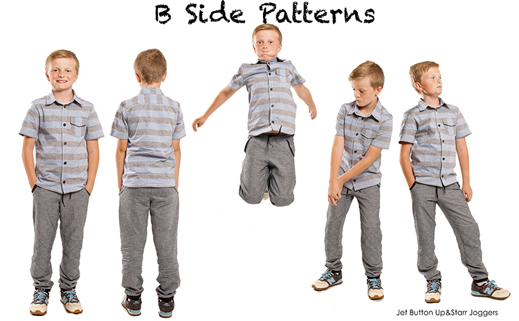 B Side Patterns || For Tweens and Teens || Vol. One || Sewing Patterns