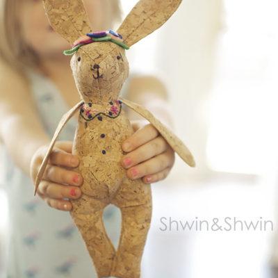 Woodland Bunny Softie || Free Pattern