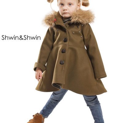 Nina Coat || Free Hood Pattern Add-On