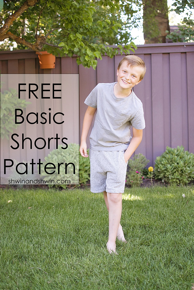 Free Basic Shorts Pattern