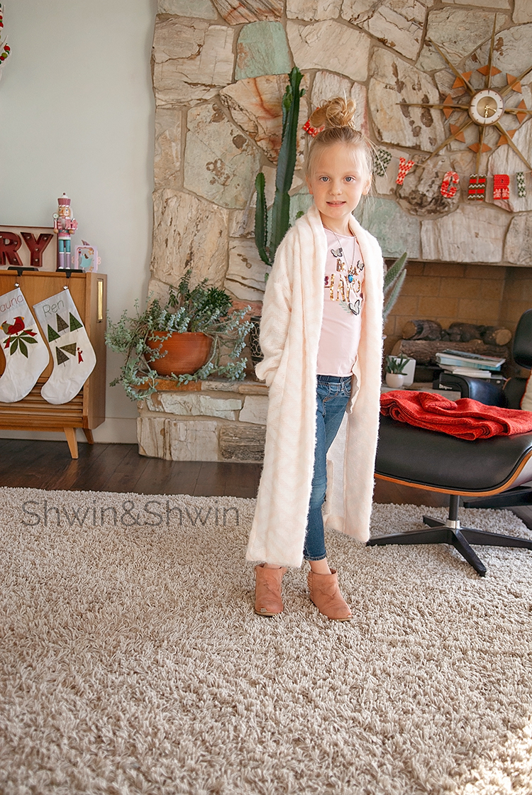 How to make a Cardigan Duster Length