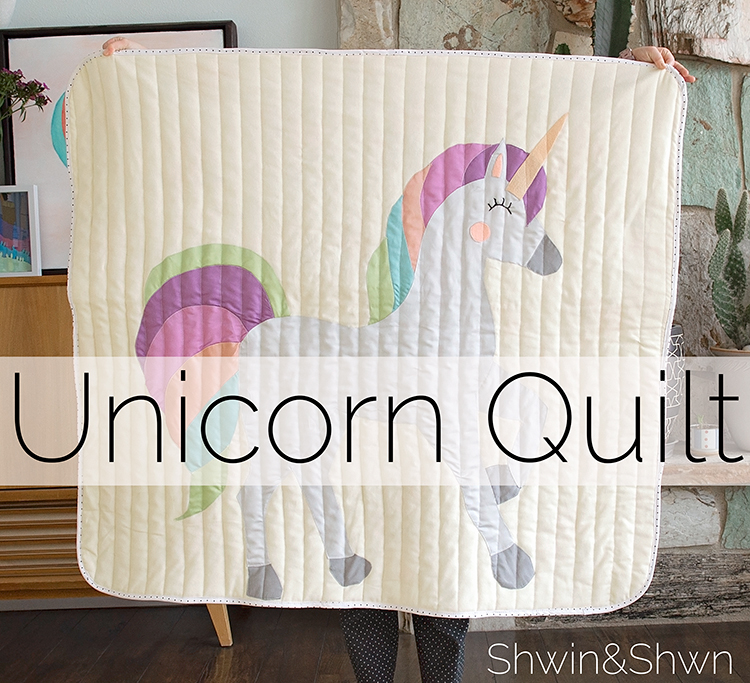 Unicorn Quilt Pattern