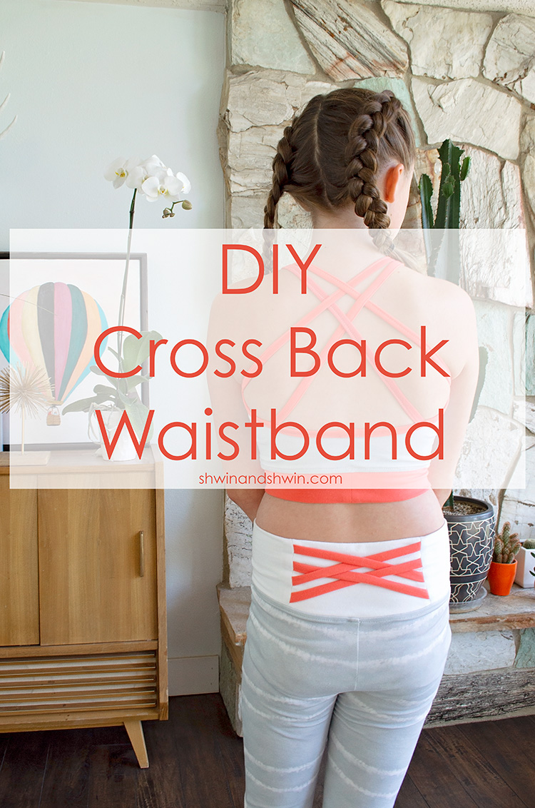 Cross Back Legging Hack